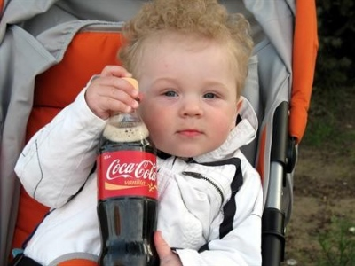 В Тюмен запретят продавать Колу детям
