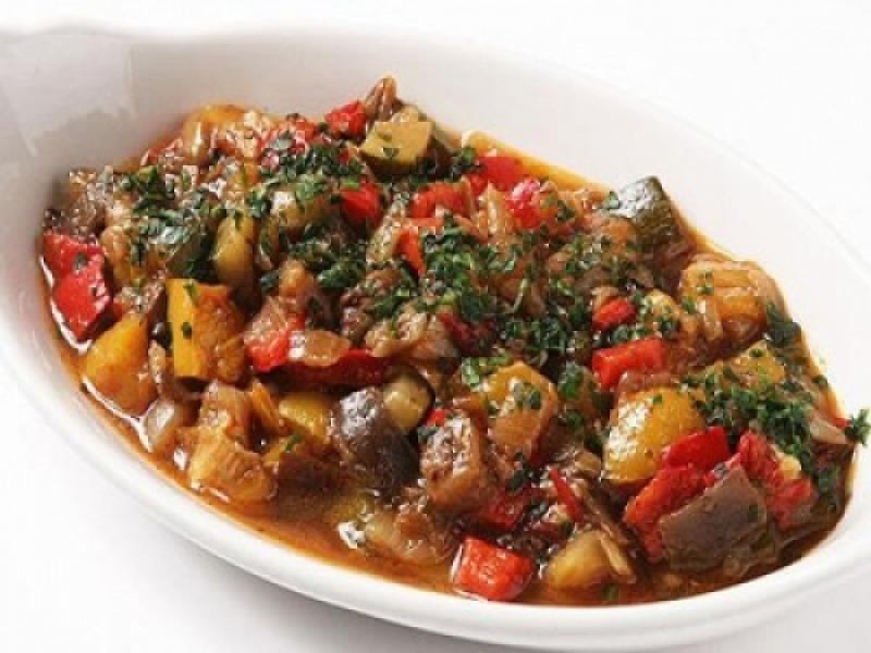 Соте из курицы с овощами рецепт с пошагово