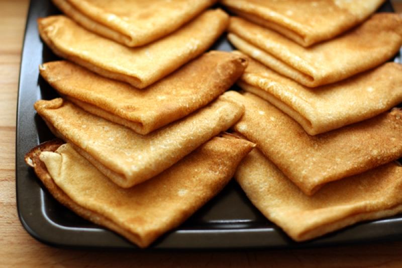 Конвертики из лаваша с начинкой рецепты