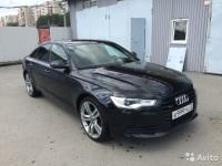Товары и услуги, Авто и автозапчасти, Автомобили с пробегом Audi А6 2013 г.в.