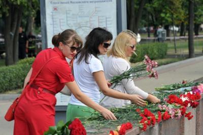 Число жертв аварии в московском метро увеличилось до 23 человек