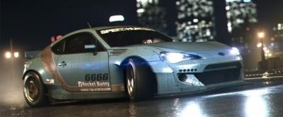 EA рассекретила первую партию автомобилей Need for Speed