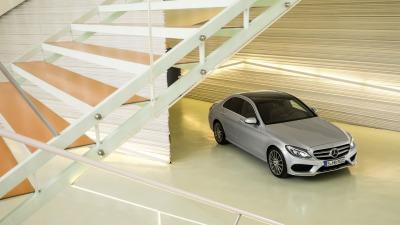 Mercedes-Benz C-Class C250 AMG фото